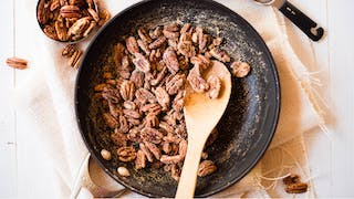 MAPLE CANDIED PECANS HIGH RES IMAGE 1920X1080
