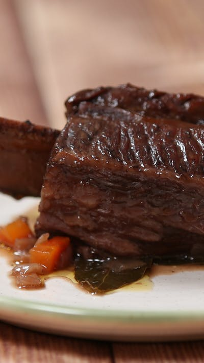 Spiced Beef Short Ribs
