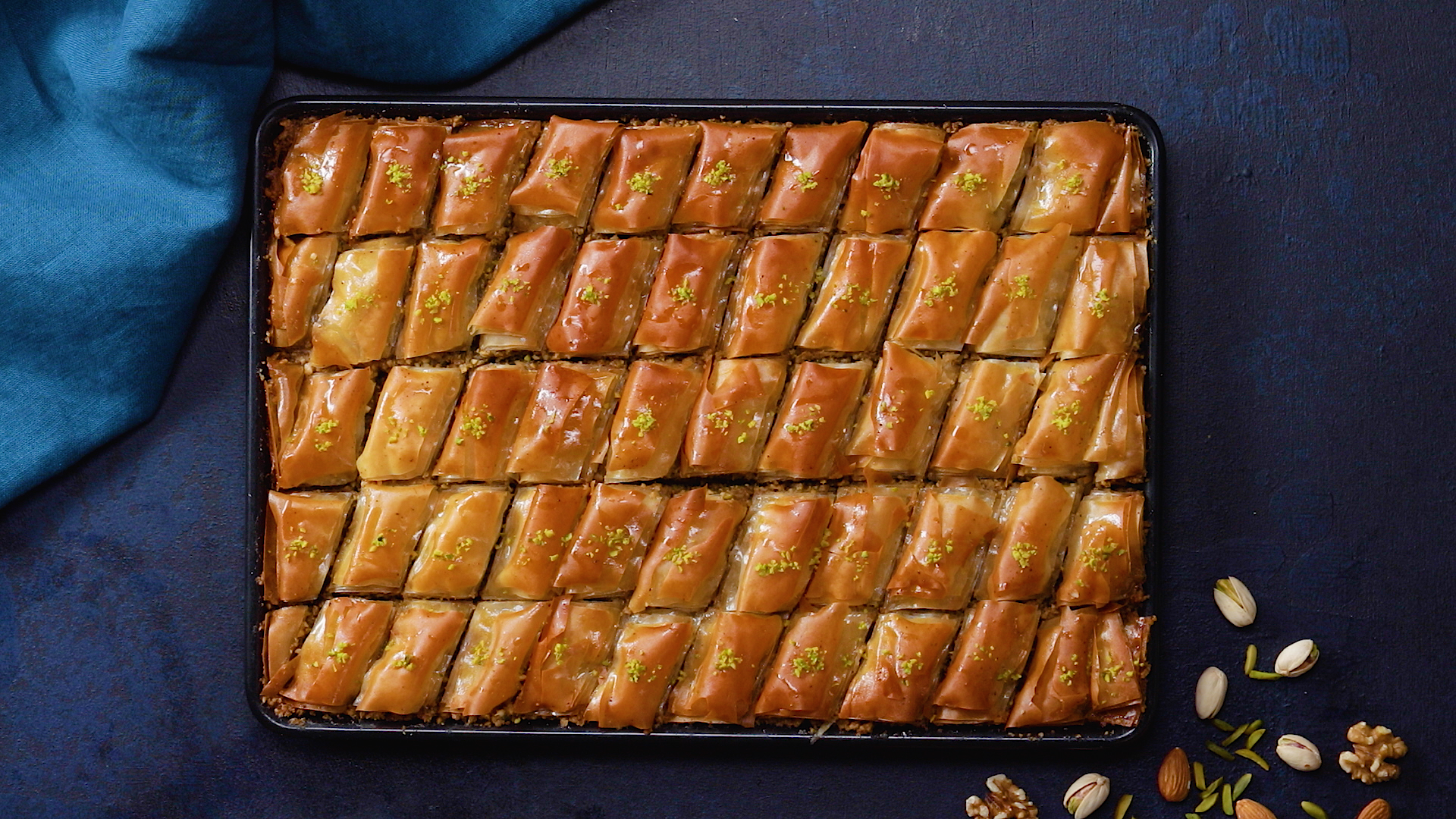 Best Ever Baklava Tastemade