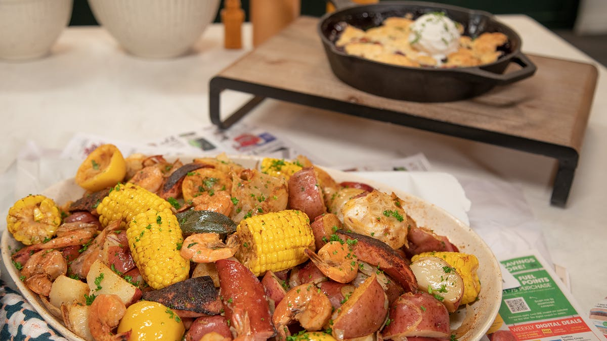 Low Country Boil Image
