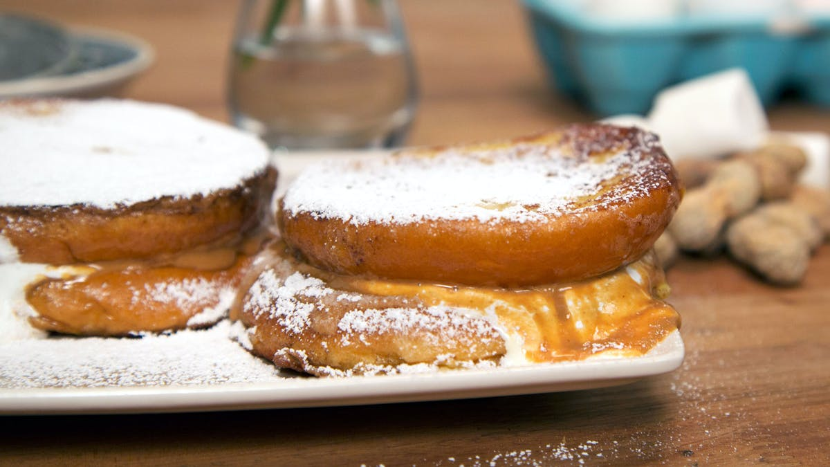 Fluffernutter French Toast Image
