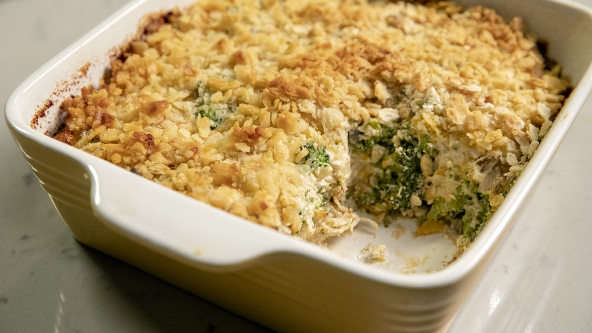 Southern Broccoli & Chicken Casserole Image