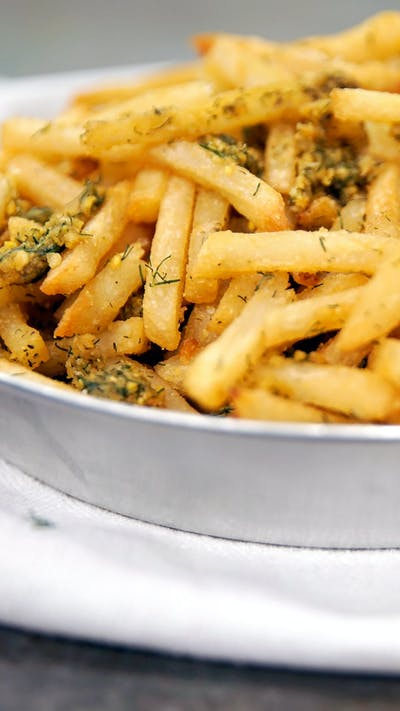 Cool Ranch Fries