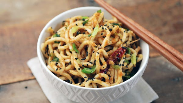 5-Minute Udon Noodles ~ Recipe | Tastemade