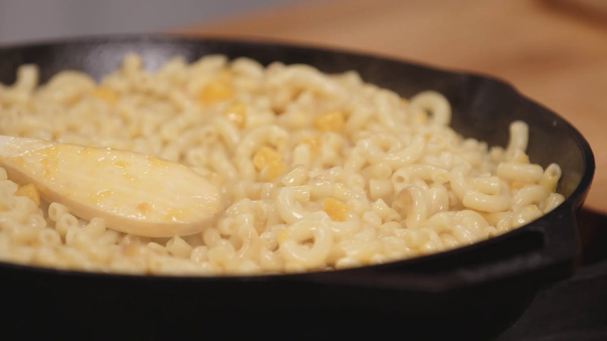 Butternut Squash Mac and Cheese Image