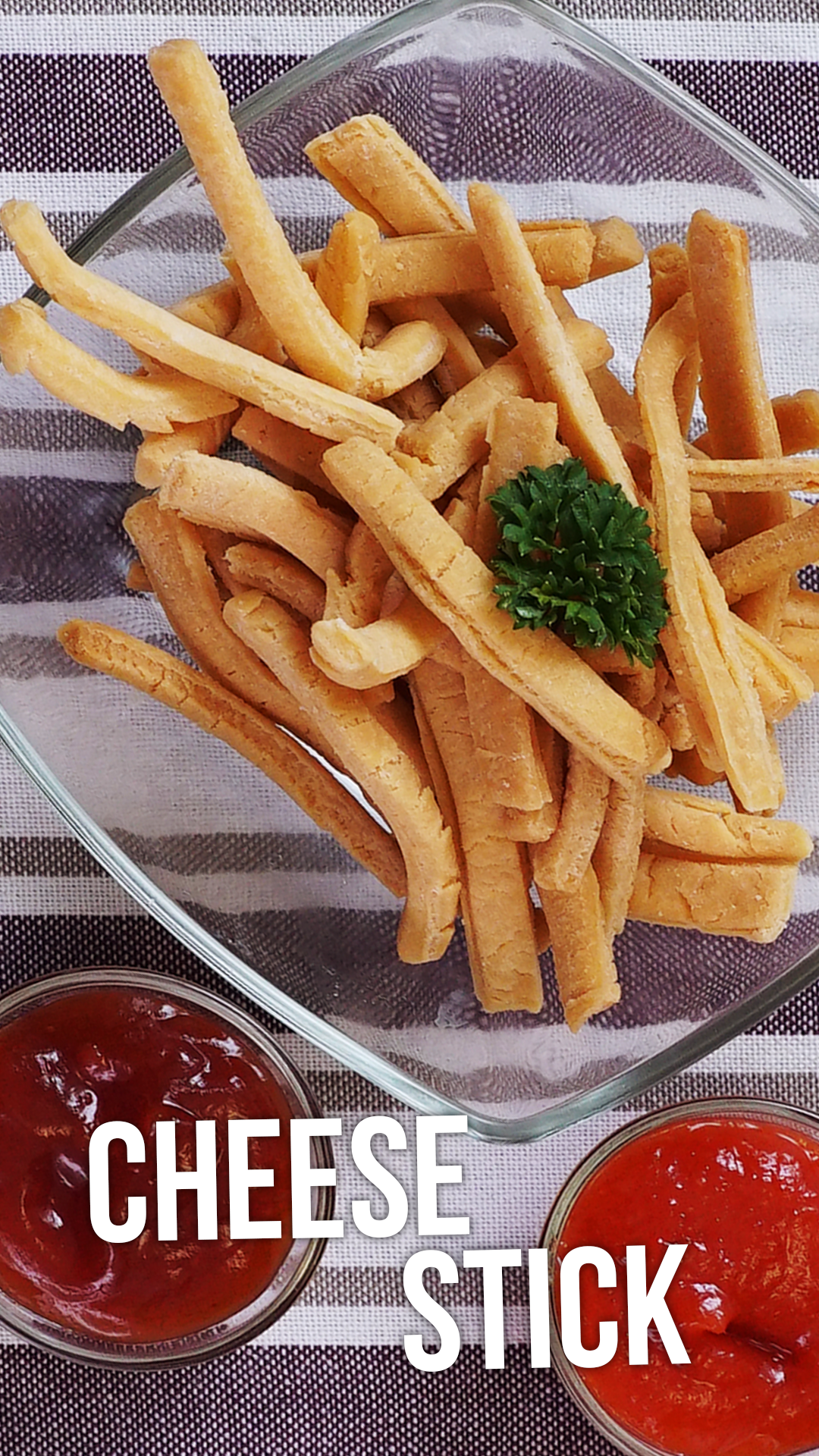 Cheese Stick Resep Tastemade