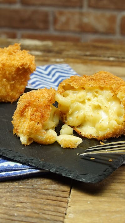 Deep Fried Mac And Cheese Recipe Tastemade