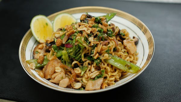 Chicken Ramen Noodle Stir Fry ~ Recipe | Tastemade