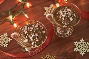 Peppermint Chocola Mousse