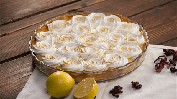 Lemon Meringue Cake Recipe Uk