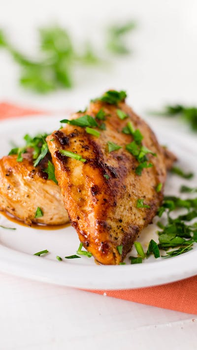 Spicy Honey Mustard Chicken