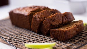 GLUTEN-FREE CINNAMON APPLE WALNUT BREAD HIGH RES IMAGE 1920X1080