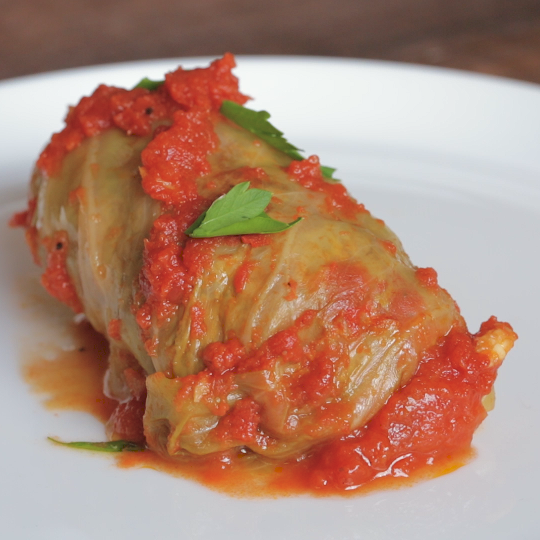 How to cook cabbage rolls in a multivariate