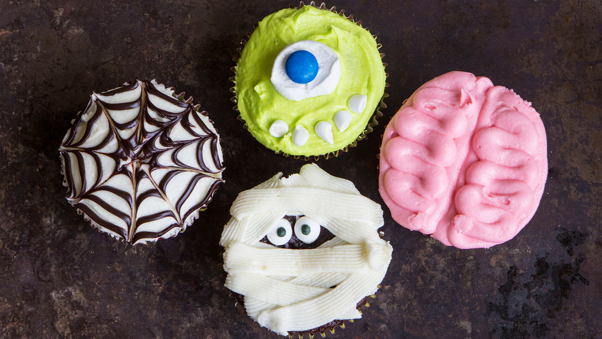halloween cupcakes images