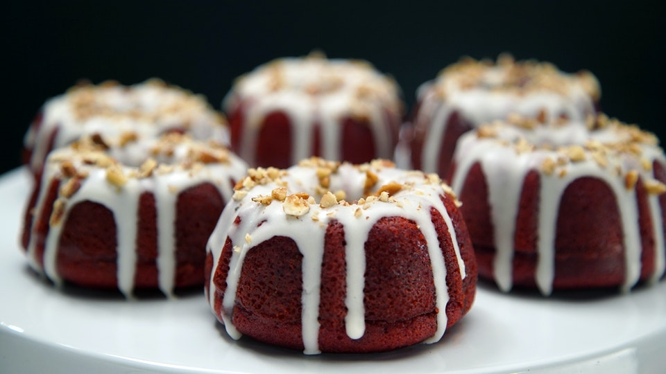 Red Velvet Bundt Cake Recipe