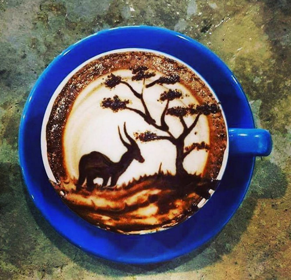 15 Epic Examples Of Latte Art