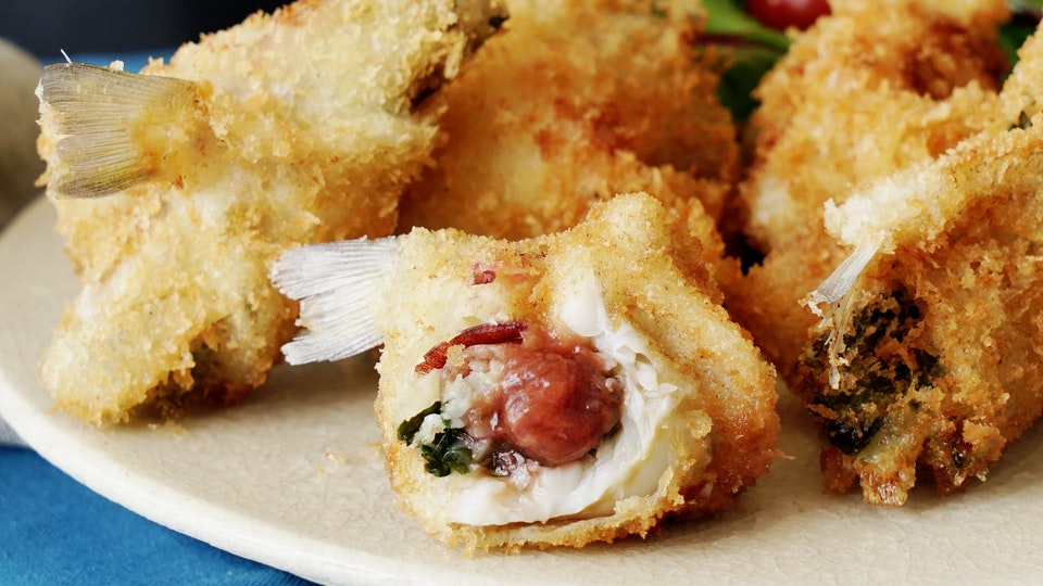 Deep Fried Whiting With Sour Plum Recipe Tastemade