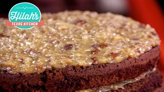 hilahs-texas-kitchen_s1e5_german-chocolate-cake_landscapeThumbnailClean_en.jpeg