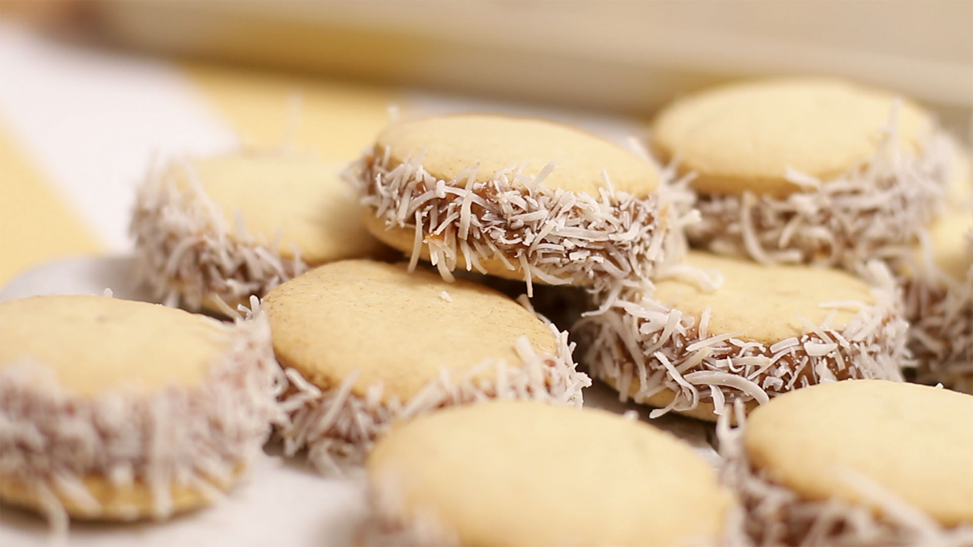 Alfajor Cookies Recipe Tastemade