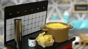 Tiny Queso Dip Image