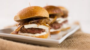 LAMB AND RED ONION SLIDERS WITH FETA HIGH RES IMAGE 1920X1080