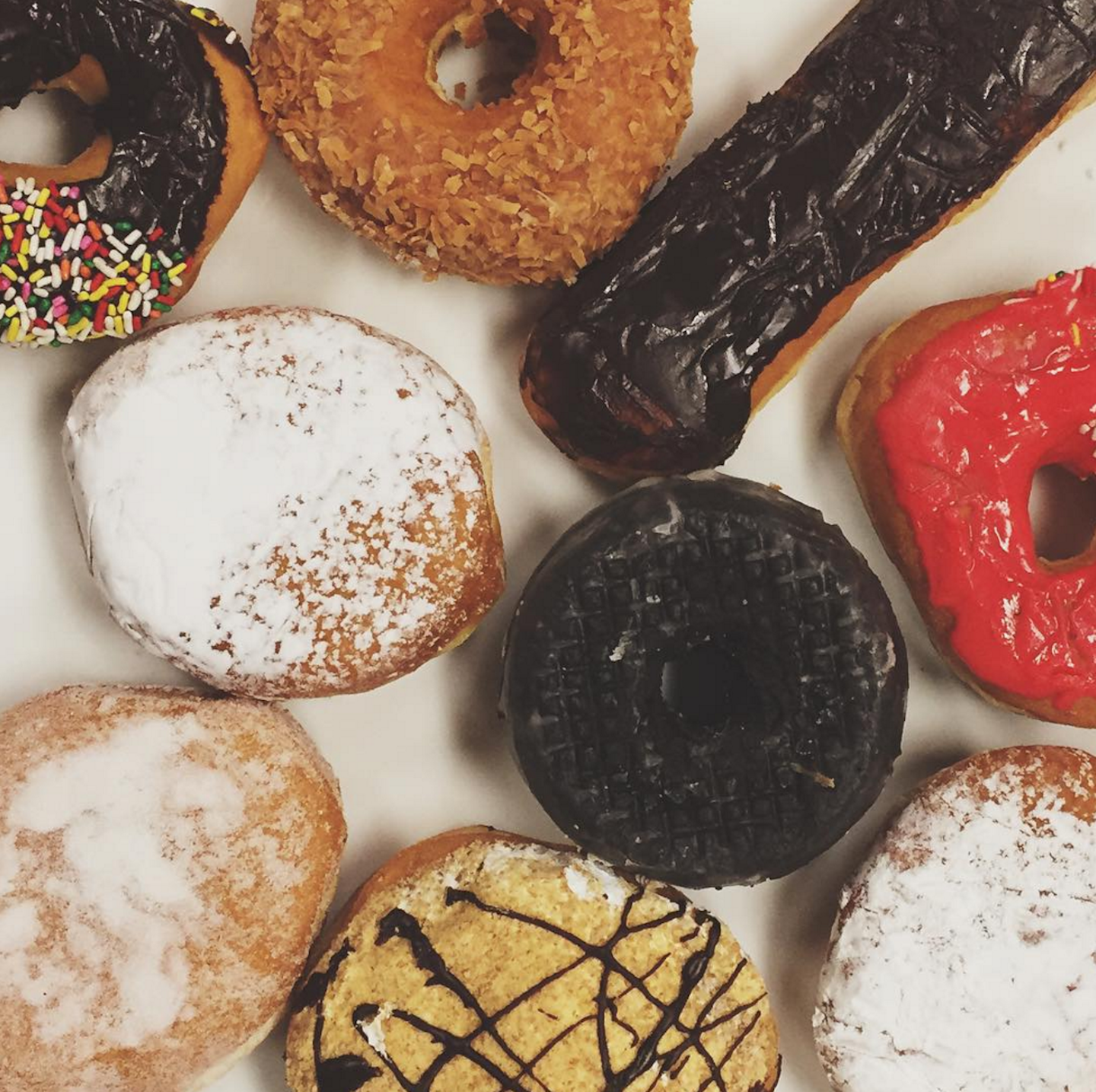 The 11 Greatest Donut Shops In America