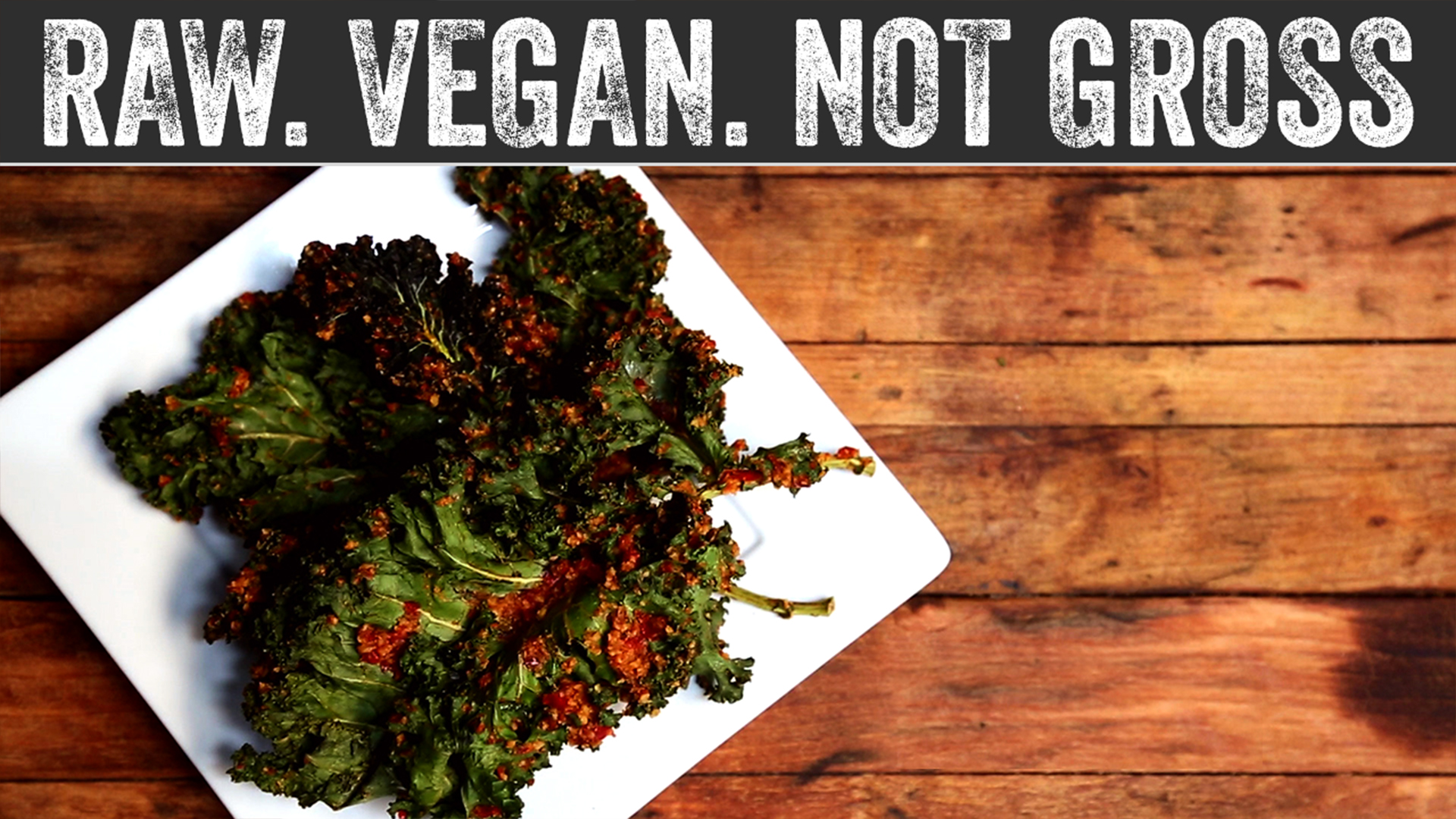 Kale chips raw vegan not gross tastemade forumfinder