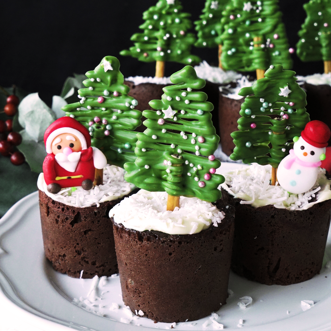 Christmas Tree Cake Mold Recipes