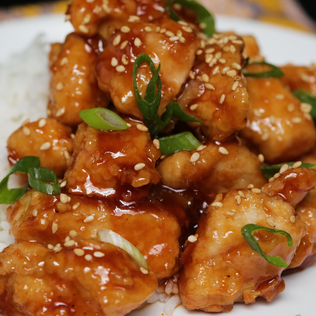 Easy Orange Chicken Tastemade