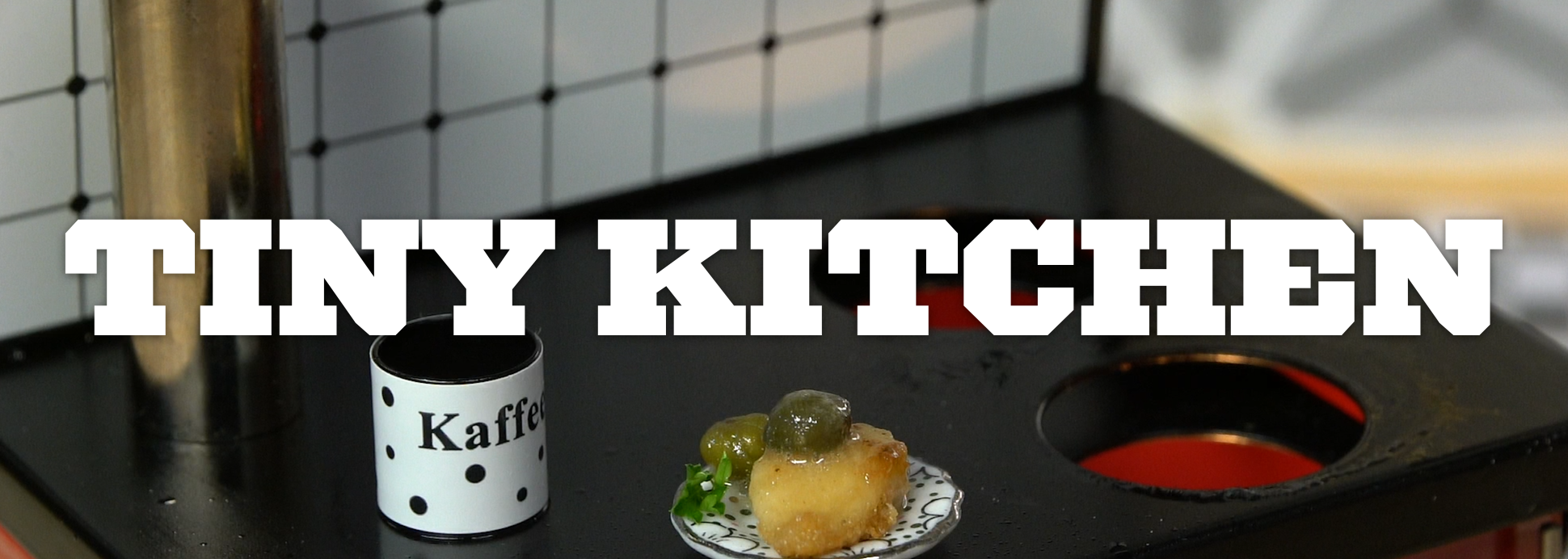 Kitchen With Food tiny doughnuts ~ tiny kitchen | tastemade