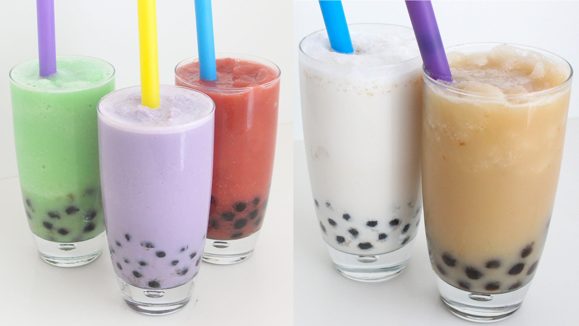 Homemade Bubble Tea