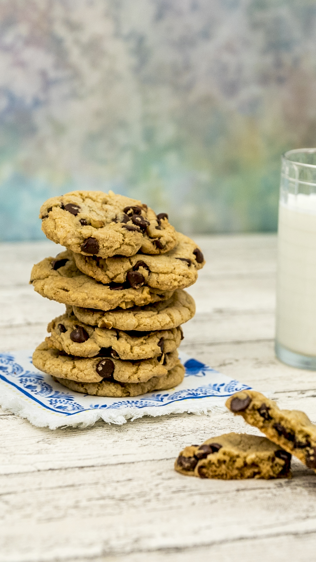 Best Ever Chocolate Chip Cookies ~ Recipe | Tastemade