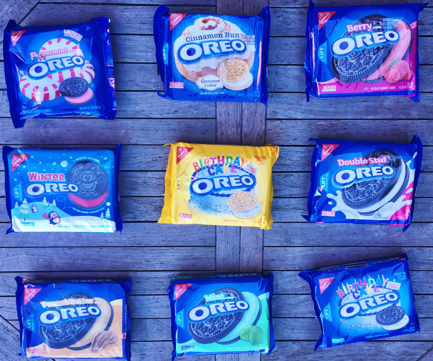 Oreo She Didnt I Tried All The Oreo Flavors Lived To Eat The Tale