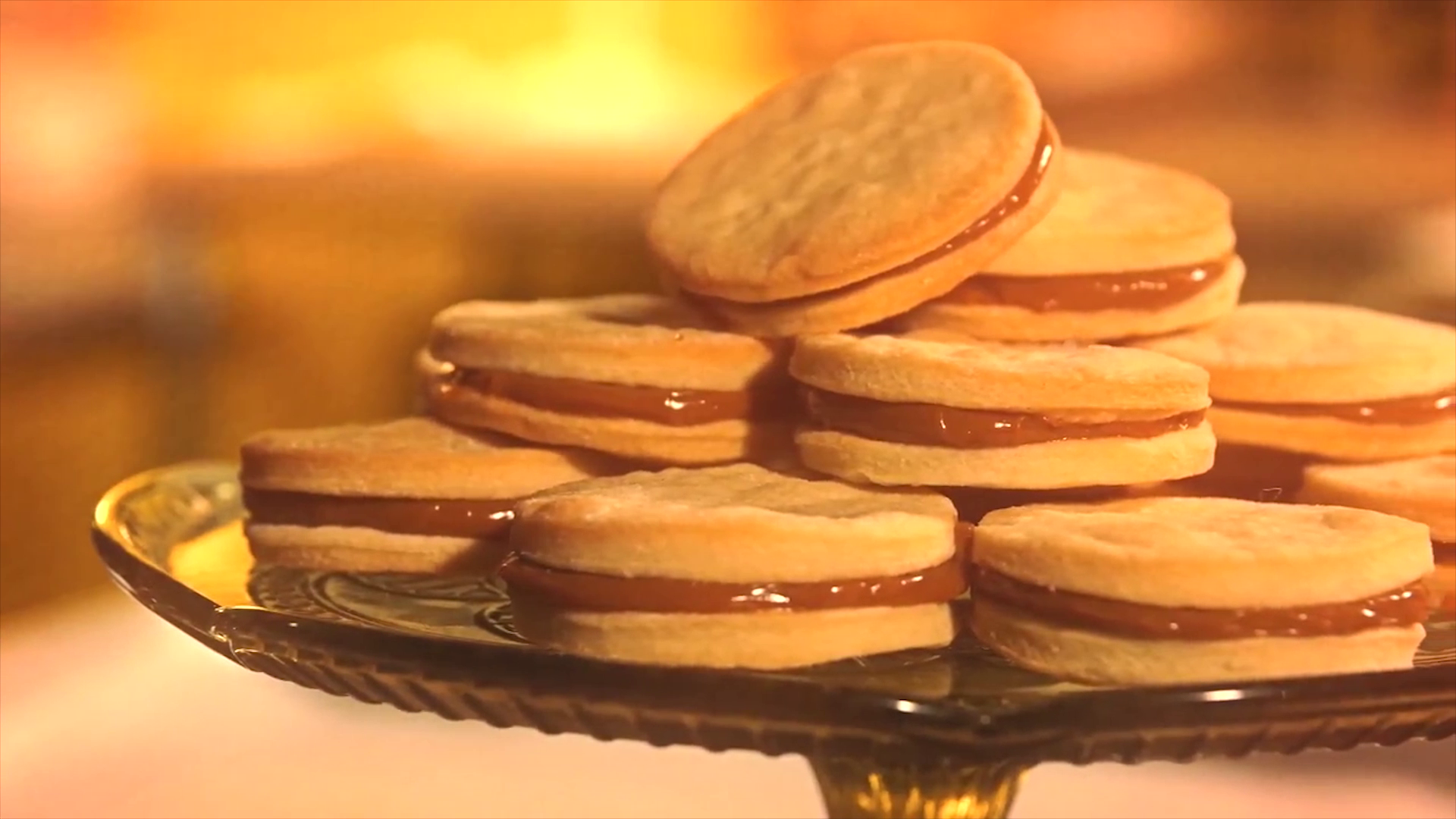 Alfajores Hungry For Tastemade