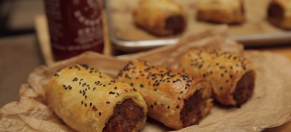 Australian Sausage Roll Recipe