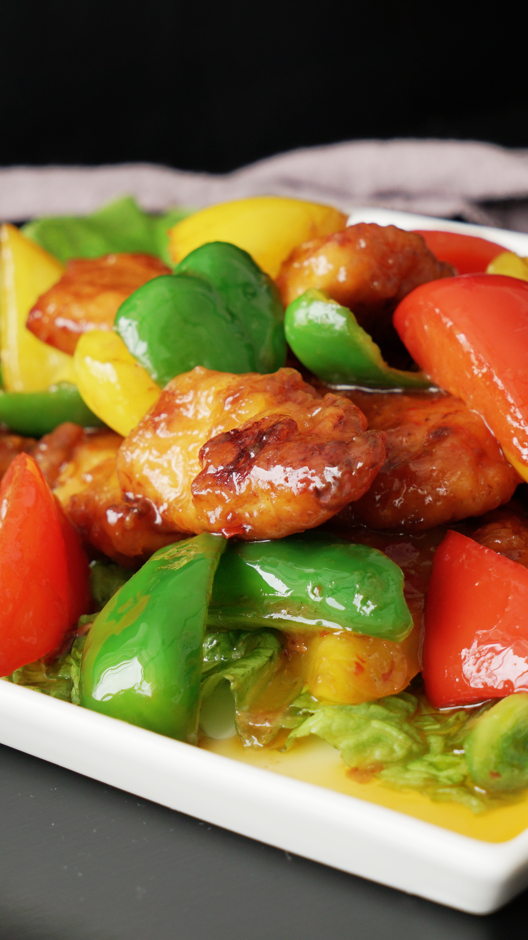 Sweet and spicy chicken recipe tastemade forumfinder Image collections