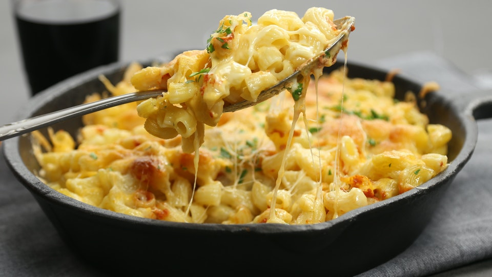 Easy Skillet Macaroni And Cheese Recipe Tastemade